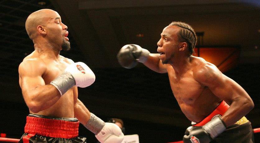 Zack Ramsey Boxing