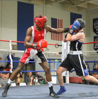 Portland Boxing Club Boxers Win Two Championships at Northern New England Golden Gloves