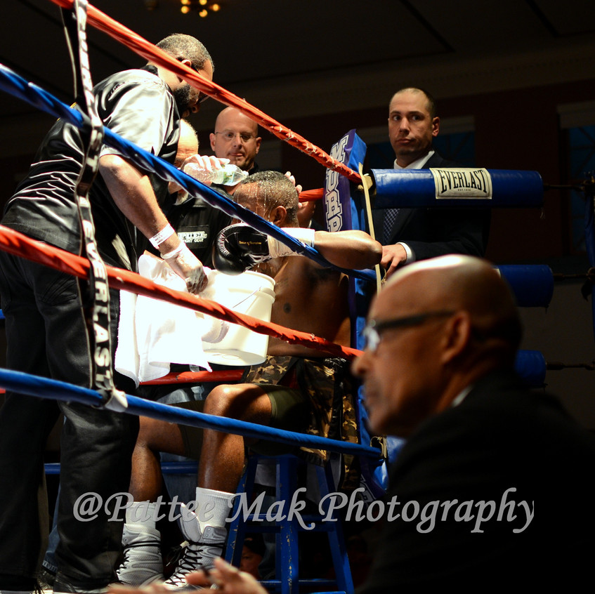 Boxing - Pattee Mak