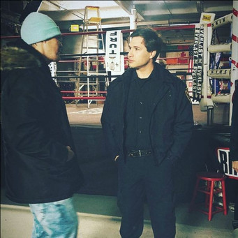 """Summer Someday"" Movie Being Shot at the Portland Boxing Club"