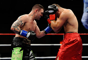 Having already won his biggest fight outside of the ring, McCreedy returns to boxing Friday night
