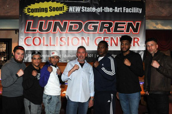 """New promotional company Shearns Boxing Promotions Announces inaugural show """"Every Man For Himse"""