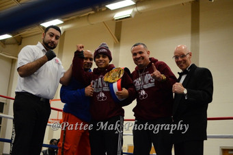 "RESULTS: Hartford Boxing Amateur Show ""Rumble in the Capital"""