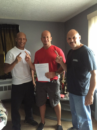 "VMS MANAGEMENT, INC INKS SUPER LIGHTWEIGHT JONATHAN ""SMOOTH"" FIGUEROA TO A MANAGEMENT DEAL."
