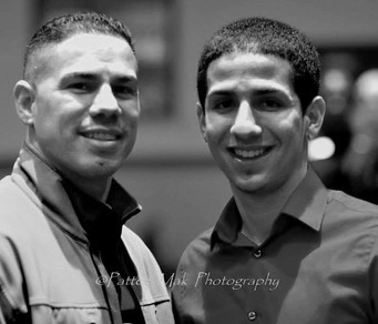 Rivera Promotions - Father n' Son Promotional Team - The 1st Pro Boxing Show is Scheduled for Jan 19