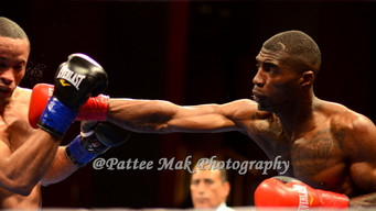 Todd vs. Sosa Stole the Show Last Nite At Foxwoods Casino w/Sosa Getting the UD, Vincent, Williams,