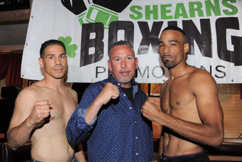 """""""Quest For 50"""" official weights from Worcester, MA"""