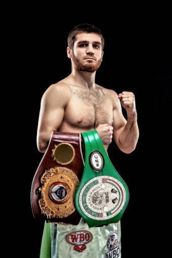 Ryan Roach's Fighter Locker inks Hot Ukrainian boxing prospects