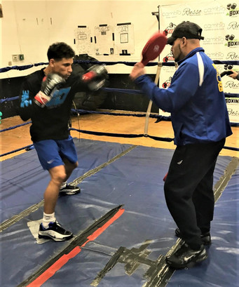 """Undefeated lightweight prospect Jamaine """"The Technician"""" Ortiz Set for Friday's homecoming fight"""