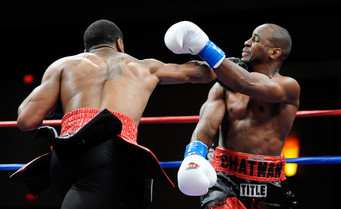 Looking to climb the ladder, Gray debuts in 2017 with UBF title showdown against Brooklyn's Penn