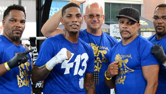 WELTERWEIGHT DERRICK WHITLEY, JR. RESIGNS With VMS MANAGEMENT & NOW HAS A PROMOTER