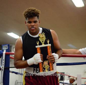 Results from Danbury's Amateur Boxing Show presented by Champs Boxing Club.