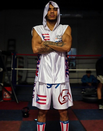 """Undefeated junior welterweight RayJay Bermudez headlines """"Fight Night on the Charles at Mosley's"""""""