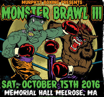 Weigh In Results for Sat Nite's Pro Boxing Card - MURPHYS BOXING, MEMORIAL HALL, Melrose, Massac