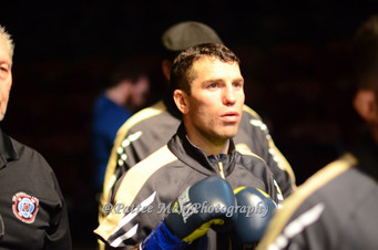 Star Boxing Results from Mohegan Sun