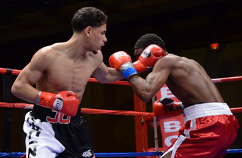 Two lightweight prospects potentially destined for stardom cross paths Friday at Twin River Casino