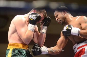 Will Crafty Veteran Shakha Moore Continue his Gate Keeping Role with a Young and Upcoming Fighter, D
