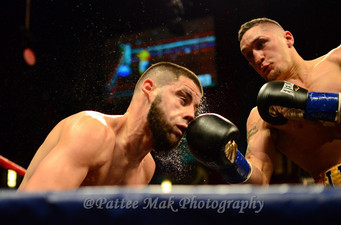 Williams earns decision over Halili; hard-charging Lenk outworks Soto in exciting co-feature