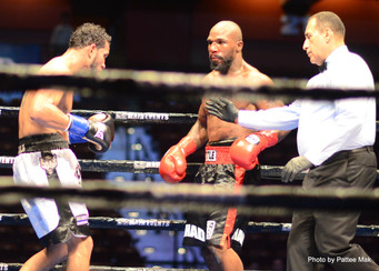Ayala Gets TKO'D in Round 7; Green and Chaney gets the UD