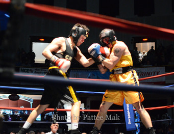 New England Golden Gloves Open Final RESULTS - March 5, 2020