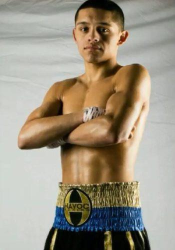 Brent Venegas Boxing