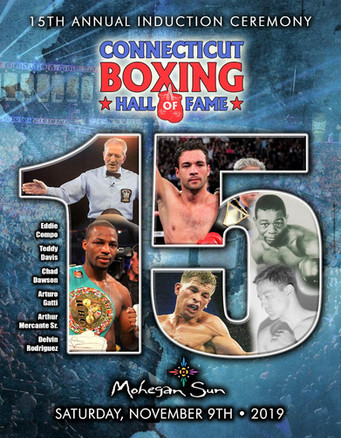 Connecticut Boxing Hall of Fame 2019 award winners announced   Charles Foster, Glenn Feldman, Felix
