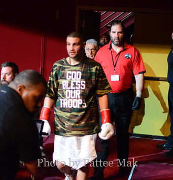 The Pride of Providence Wins Again while Martinez suffers his 1st lost at Foxwoods - CES Boxing Resu