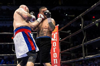 Heavyweight contender Travis Kauffman chimes in on controversial decision with Chris Arreola