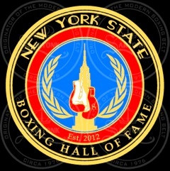 New York State Boxing Hall of Fame Induction dinner tickets selling fast Sunday, April 3 at Russo&#3