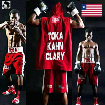 Undefeated blue-chip prospect Toka Kahn-Clary Liberia native making name in America