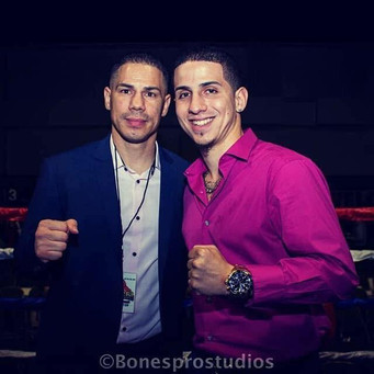 First year of promoting a KO success for Rivera Promotions Entertainment