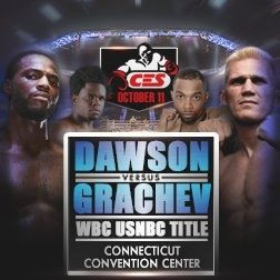 Dawson, Grachev primed for championship showdown.   CES Boxing returns to Hartford with 8 fight card
