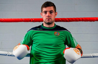 JOE WARD TO MAKE PRO DEBUT ON THE UNDERCARD OF GOLOVKIN VS. DEREVYANCHENKO THIS SATURDAY LIVE ON DAZ
