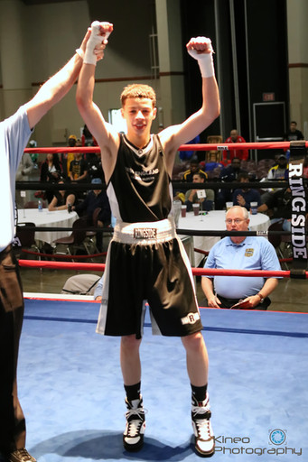 RESULTS:  Quarter Final Round of the 89th Annual National Golden Gloves Tournament