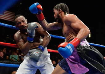 Figueroa puts 5-0 record on the line against 6-0 Pittsburgh native Johnson in super middleweight cla