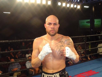 Former world champion Kermit Cintron looks to end 2016 with a bang when he battles Rosemberg Gomez f