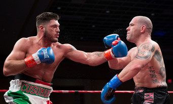 Cusumano, Ortiz return for summer-ending bash.  Heavyweight titleholder and reigning youth lightweig