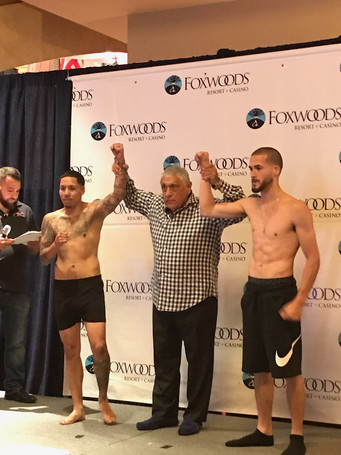 WEIGHTS FROM FOXWOODS