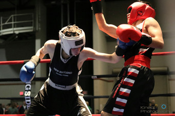 RESULTS:  2nd Rd of the 89th Annual National Golden Gloves Tournament of Champions.