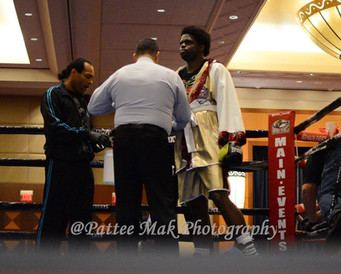 Cassius Chaney is Back in Action this Sat, 4-15 at Mohegan Sun