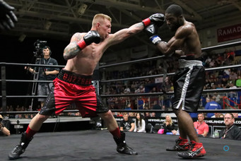 Results from Maine.  Portland Boxing Club Pros Score Two Knock Outs at NEF 29.
