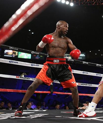 """Training Camp Notes:   Vaughn """"The Animal"""" Alexander  Transition to New Boxing Life"""