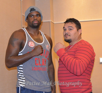 Official Weights for Rising Stars Pro Boxing Card Tonight at Mohegan Sun