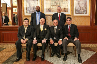 5th annual New York State Boxing Hall of Fame Class of 2016 inducted in festive ceremony
