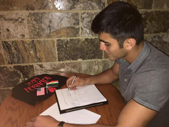 King's Promotions signs undefeated Super Middleweight Devar Ferhedi