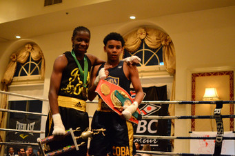 Amateur Boxing Results from the Willie Pep Invitational