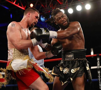 MURPHYS BOXING RETURNS TO MGM SPRINGFIELD SATURDAY, AUGUST 17 FOR OUTDOOR MATINEE EVENT  NABA LIGHT