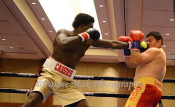 Chaney and Graceski Gets the TKO Victory; Lino and Johnson loses the decision and Crespo Gets the BI
