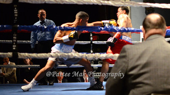 Remillard/Mauras Fight Stole the Show Last Night in Worcester