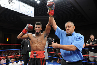 CES MEDIA ALERT Gray, Rivera face off for vacant WBC Youth title Feb. 19th in CES Boxing's seaso